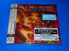 2017 JAPAN PAUL McCARTNEY FLOWERS IN THE DIRT w/ELVIS COSTELLO SHM 2 CD SET