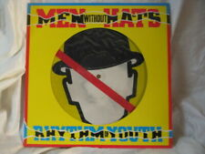 """Men Without Hats Rhythm Of Youth 1982 UK Import Picture Disc 12"""" LP Record M-"""