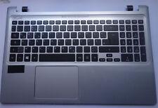TASTIERA Acer Aspire v5-551 v5-551g illuminato Keyboard illuminato LED TOP CASE