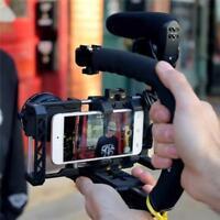 Stabilizer C-Shape Bracket Video Handheld Grip Fits for Camera Camcorder DSLR W