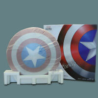 Marvel Legends Captain America 75TH Anniversary 1:1 Lacquer Bake Metal Shield