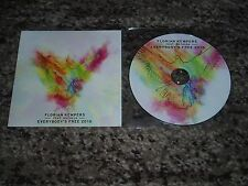 """Florian kempers feat Rozalla rare cd single promo 2 remixes """"everybody's free"""""""