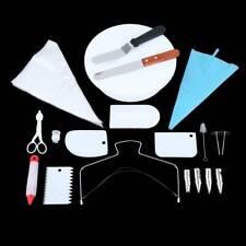 Samger  Cupcake Cake Fondant tool Decorating Kit Baking Tools Set Supplies 73Pcs