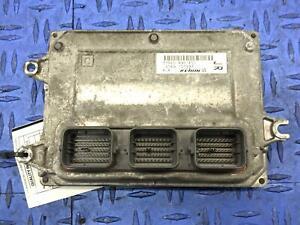 2014 - 2015 ACURA RLX 3.5L ECM ENGINE BRAIN COMPUTER MODULE BOX 37820-R9P-A55JR