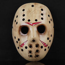 Jason Voorhees Resin Mask Friday The 13th Cosplay Halloween Freddy