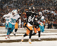 Antonio Brown Pittsburgh Steelers 8X10 photo picture poster autograph RP