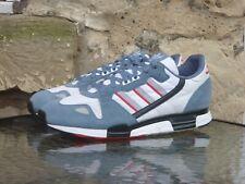 2005 Adidas Originals ZX800 UK11.5 / US12 Blue White Red Rare Runners OG CW