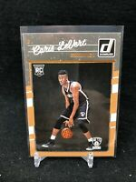 CARIS LEVERT 2016-17 Panini Donruss Rated Rookie #167 RC Brooklyn Nets B36