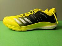 check out 2a5c6 7b7ae Brand New Adidas Womens Crazyflight X Volleyball Shoes Size 10.5 Yellow  Black