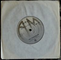 """Andy Fairweather Lowe – Mellow Down 7"""" – AMS 7136 – VG"""