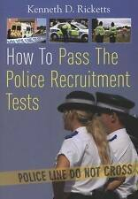 How to Pass the Police Recruitment Tests-ExLibrary
