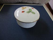 Wedgwood Fragola selvatica Ciondolo POT vaso di prima qualità