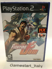 CAPCOM FIGHTING JAM - PS2 - VIDEOGIOCO NUOVO SIGILLATO NEW SEALED PAL VERSION