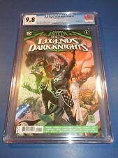 Dark Nights Death Metal LOTDK #1 CGC 9.8 NM/M Gorgeous Gem Wow Joker