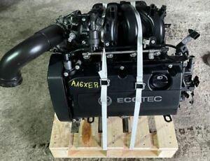 Opel 1.6 A16XER Motor engine komplett