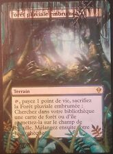 Forêt Pluviale Embrumée Altérée - Altered Misty Rainforest - Magic mtg 2