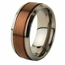 Titanium Rings without Stone for Men