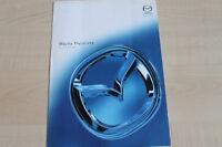 159519) Mazda 323 6 Demio MPV MX-5 - Preise & Extras - Prospekt 07/2002