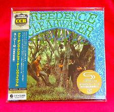 Creedence Clearwater Revival Susie Q SHM MINI LP CD JAPAN + PROMO OBI