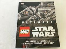 LEGO® Star Wars Ultimate Charcters Buch