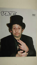 VICE MAGAZINE, JUNE 08, HISTORY ISSUE feat SHANE MACGOWAN, SIOUXSIE SIOUX & MORE