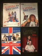 Little Britain Series 1 2 & 3 DVD Boxsets Choose From List