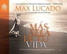 Mas alla de tu vida: Fuiste creado para marcar la diferencia (Spanish Edition)