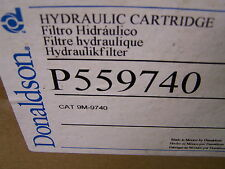NEW Donaldson P559740 Hydraulic Cartridge Filter Caterpillar 9M-9740