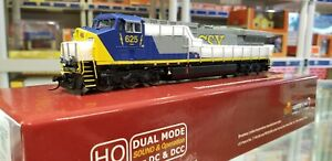Broadway Limited Paragon 2 HO Scale GE AC6000 - CSX #625 - DCC/Sound - JFS
