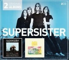 Present From Nancy/Pudding & Gist - 2 DISC SET - Supersister (2015, CD NUOVO)