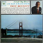 "TONY BENNETT - ""I Left My Heart In San Francisco"" - LP ColumbiaCL 1869 USA 1962"