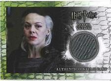 Harry Potter Heroes & Villians HBP NARCISSA MALFOY Costume Card C4 #410/430