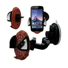 Support auto rouge pour Wiko : Highway, Highway Pure, Highway Star, Highway 4G,