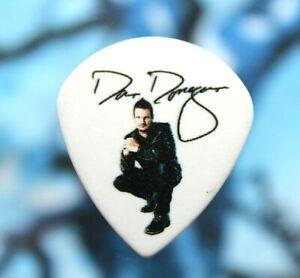 DISTURBED // Dan Donegan 2016 Immortalized Tour Guitar Pick //