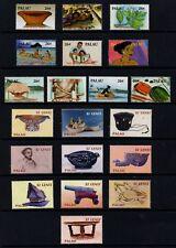 Palau, Scott #763-764, Komplettes Set Of 20 Singles von Festival Of Pacific Arts
