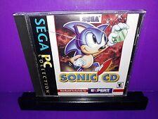 Sonic CD ROM Sega PC Collection  B507
