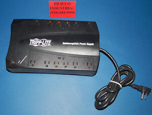 Tripp-Lite AVR750U 12-Outlet Uninterruptible Power Supply 120Volt~60Hz 12A