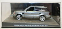 Fabbri 1/43 Scale Diecast Model - Range Rover Sport - Quantum Of Solace