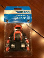 TACCHETTE / CLEATS SHIMANO STRADA SM-SH10 0° SPD-SL FISSE 42U98020