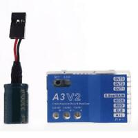 Flight Controller For RC Fixed-Wing Airplane A3 V2 Flight Controller Stabilizer