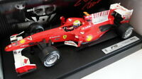 Hot Wheels 1/18 Scale diecast - T6288 Ferrari F10 Bahrain GP Edition F. Massa