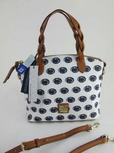 Dooney & Bourke NEW Penn State Nittany Lions $248 Celeste Handbag Purse NCAA