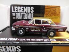 Auto World ~ '64 Tasca Ford Thunderbolt Super Stock Car~ Fits Aurora, AW, JL