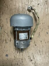 Wascomat Dryer Fan motor 30X30. 487-028120. Exchange Rebuilt