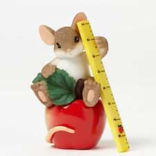 Charming Tails Teacher Mouse Figure New 4042548 Profession Tutor Education