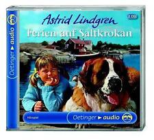 Englische Astrid Lindgren-Hörbücher & -Hörspiele als CD