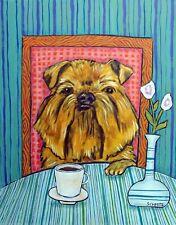 Brussels Griffon coffee animal dog art coffee Mug 11 oz