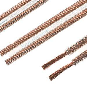 Van Damme HIFI Series Studio Grade Speaker Cable 2 X 6.0mm