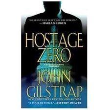 Hostage Zero (A Jonathan Grave Thriller)-ExLibrary