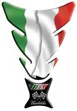 PROTEGE RESERVOIR MOTO PAD STICKER DRAPEAU ITALIE KT008